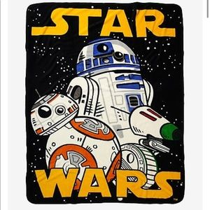 STAR WARS: THE RISE OF SKYWALKER DROIDS THROW